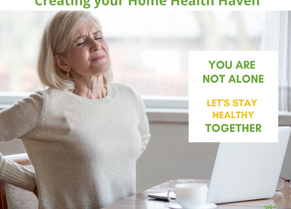 Home Health Haven Day 5: Perfect Posture