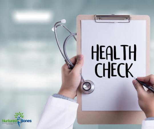 Measuring Key Health Indicators at Home!
