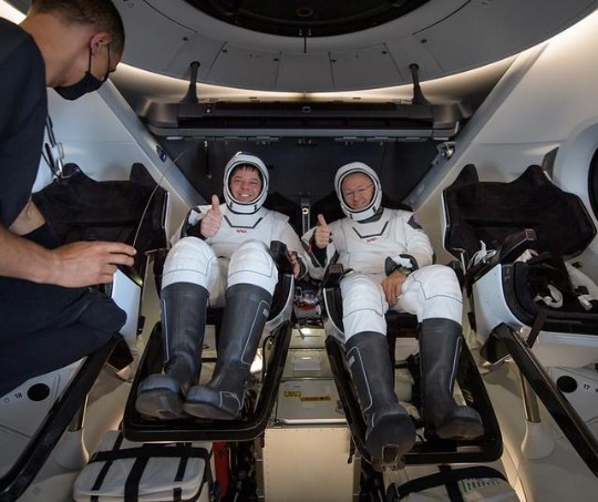 Astronauts and Aging: What do they have in common?