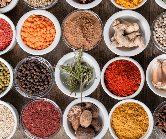 10 Herbs and Spices that add more than just flavor!